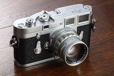 Leica M, Leica Photography, Photography Camera, Old Cameras, Vintage Cameras, Nikon D700, Classic Camera, Rangefinder Camera, Photography