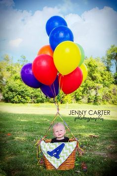 Jenny Carter Photography - 1 year photo session