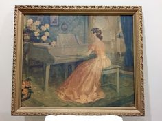 "Check out my mobile marketplace on the #5milesapp! - I'm selling a Antique Victorian Antoni Ditlef rare print ""Allegro"" 013 for $450.00."