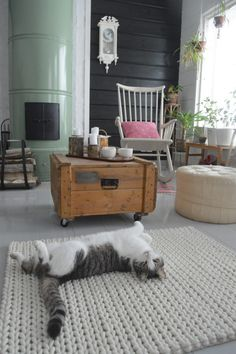 Sukhi launched a new hygge rug range, with a selection of cozy carpets in Scandinavian style! // That Scandinavian Feeling blog