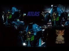 Warframe Atlas (the RockMan Petrify & Mod  Ore Gaze} Pc Gameplay