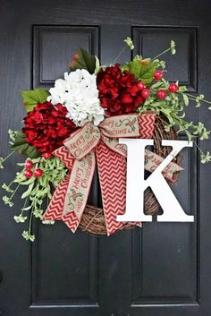 Christmas wreaths are cool decoration and very nice symbols of this holiday.