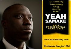 US/World News: Yeah Samake  - First Lady Mali