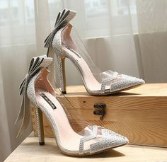 womens shoes heels  pointed toe pump shoes women paillette rhinestone sandals sandalias mujer gladiator heels butterfly heels
