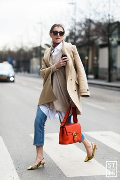 Love this look for when it's time to transition into Fall