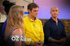 Connecting Mind, Body and Soul | The Dr. Oz Show | Follow this board for all the latest Dr. Oz Tips!