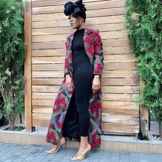 stylish ankara kimono for you in 2918 #ankarastyles