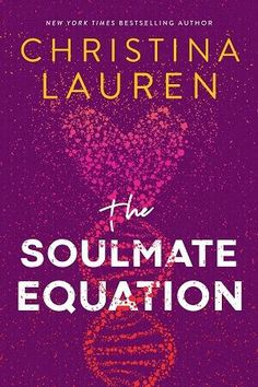 The Soulmate Equation is one of the most anticipated romance books releasing in 2021.  Check out the entire book list of the most anticipated romance book releases for 2021 that all romance readers will find worth reading according to romance book blogger, She Reads Romance Books.