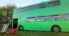 When Adam Collier-Woods bought an old double-decker bus on eBay, he had a a vague plan for what he was going to do with it, but he didn't know exactly what he was in for. We've seen lots of vehicles transformed into living spaces before, but I don't think I've ever seen a transformation quite... View Article