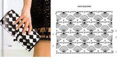points de crochet a imprimer | Pochettes et Maniques cuisine : modèles et grilles à imprimer !
