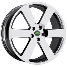 Redbourne Wheels Saxon Chrome