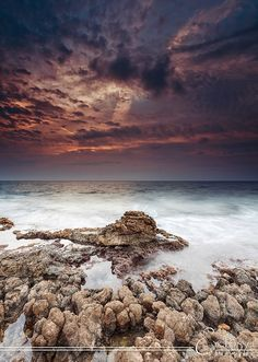 Cap d'Antibes (French Riviera) by Eric Rousset
