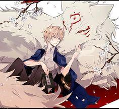 Tags: Anime, Fanart, Natsume Yuujinchou, Pixiv, Natsume Takashi.   I love this show so much