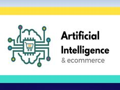 Artificial intelligence has improved buyer and seller experience through many ways. Now E-commerce professionals e. Dubai Ecommerce solutions and good compan… Ecommerce Solutions, Artificial Intelligence, Dubai, Company Logo