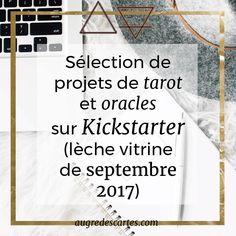 De beaux projets de tarots et oracles sur kickstarter ! (Septembre 2017) - Loptr