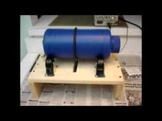 A simple and inexpensive home-built ball mill for use in fine grinding and mixing chemicals. It can also be used as a rock tumbler. You can find out more abo...