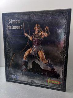 Statue Castlevania - Simon Belmont - 51 cm - Acheter vendre sur Référence Gaming