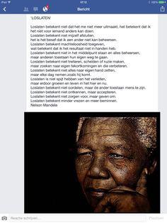 Nelson Mandela: wat een inspirerend voorbeeld!