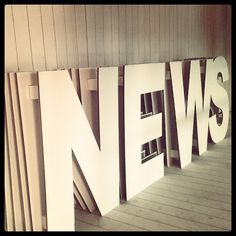 About new window Spring Summer13 @calliope #SS13 #news #workingtime #officelife