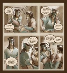 The Pirate Balthasar - Hugs - page 4