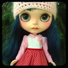 OOAK Custom Blythe Doll by Sugarluna | eBay