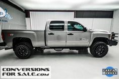 2014 Chevrolet Silverado 2500HD LT Diesel Lifted Truck