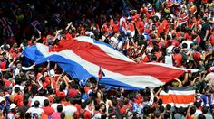 Costa Rica in party mode after Italy upset at World Cup - FIFA ...