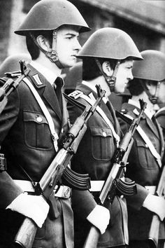 "East German National People's Army ""NVA"""