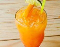 Punch planteur tropical (facile, rapide) - Une recette CuisineAZ