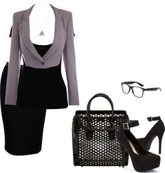 Your Perfect Office Party Look!