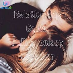 Relationship goals: Falling asleep together! #datingup #soulmate #dating… #cutelovequotes #love #findlove #findinglove #onlinedating