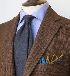 Five Ties You Should Have in Your Wardrobe 4