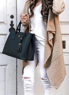 Red Beanie, Camel Coat, Camel Booties