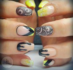 80 Stylish Acrylic Nails for Any Occasion  #nails #nailart #naildesigns #acrylicnails