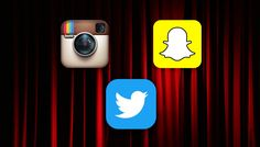 These are my favourite social medias!!!