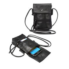 Universal Stylish Shoulder Oblique Cross Package Multifunctional 6.3 inch Mobile Phone Bag Hanging Neck Wallet Outdoor Phone Bag #clothing,#shoes,#jewelry,#women,#men,#hats,#watches,#belts,#fashion,#style