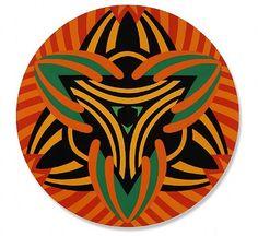 "Max's icon Jack Youngerman's ""Intermix"" - 2011 Artwork, Ink Blot, Prints, Art, Sale Artwork, Modern Art, Painting, Abstract Painting, Original Artwork"