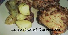 La cucina di Ombraluce: Pollo speziato al forno
