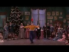 "Tchaikovsky The Nutcracker New York City Ballet, 1993 Music by Pyotr Ilyich Tchaikovsky Do you recognize who is playing the part of  Fritz?   The Nutcracker with Cyrus ""Glitch"" Spencer & F..."