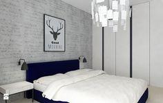 Sypialnia styl Skandynawski Sypialnia - zdjęcie od iHome Studio