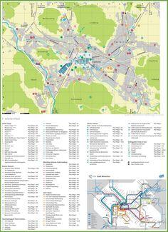 Fano tourist map Maps Pinterest Tourist map Italy and City