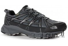 The North Face Storm TR Gore-Tex M pas cher - Chaussures homme running Trail en promo