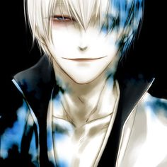 Gin Ichimaru, Bleach  Became my favorite character in, like, ten minutes. And then he died. It was really sad. T.T