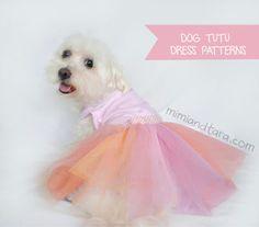 Mimi & Tara | Free Dog Clothes Patterns