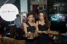 The Absinthe Green Velvet launch event in Singapore was just amazing. Thank you! www.greenvelvet.ch