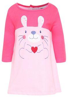 Jurken Gelati Kidswear Jerseyjurk - hellrot/rosa Coraal: € 27,95 Bij Zalando (op 7-9-16). Gratis bezorging & retournering, snelle levering en veilig betalen!