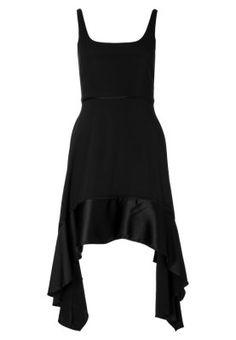 PORTIA - Vestito elegante - nero