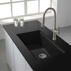 spülbecken aus granit kücheneinrichtung | Esszimmer - Esstisch mit ... | {Spülbecken granit 27}