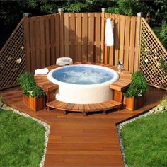 Image result for hot tub ideas