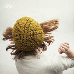 diEnes / jemná / crochet hat